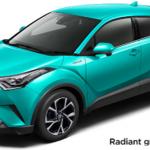 【トヨタ C-HR・SUV車】価格や燃費は?内装やサイズ、ライバル比較は?