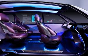 Toyota Fine-Comfort Rideシート