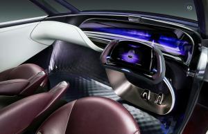 Toyota Fine-Comfort Ride内装