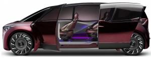 Toyota Fine-Comfort Ride外装