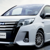 【新型トヨタノア】マイナーチェンジで価格や燃費は?サイズ、内装や評価は?