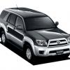 【新型トヨタ・ハイラックスサーフ】4ランナー復活か?燃費・価格や評判は?