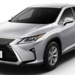 【新型トヨタレクサス RX】7人乗りの発売日は?サイズ・燃費や評価は?