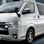 トヨタハイエース新型フルモデルチェンジで車種統合か?バンやワゴンなど整理?