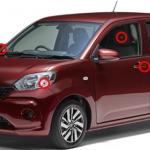トヨタ新型パッソ2017新旧違いは?燃費や内装外装や評価は?
