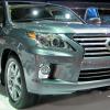レクサスLX新型マイナーチェンジで価格、燃費や内装は?発売日や評判は?